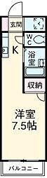 一ツ木駅 3.2万円
