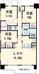 高崎駅 16.9万円