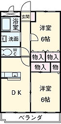 安城駅 6.4万円