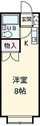 新安城駅 3.3万円
