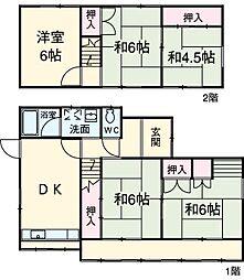 南安城駅 8.0万円