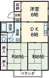 鎌ヶ谷大仏駅 4.5万円