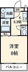 尼ヶ坂駅 4.6万円