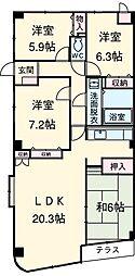 平塚駅 12.8万円