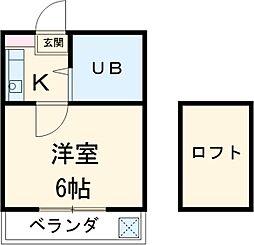 石神井公園駅 4.4万円