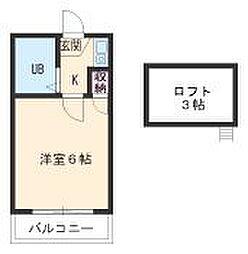 本笠寺駅 2.3万円