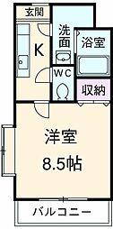 高塚駅 4.5万円