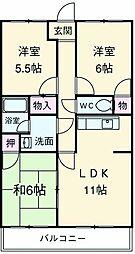 武蔵砂川駅 7.3万円