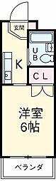 東中神駅 3.0万円
