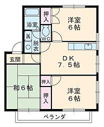 梅坪駅 5.5万円