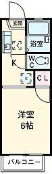 運河駅 3.4万円