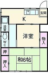 小田原駅 4.3万円