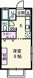 ちはら台駅 2.9万円
