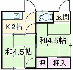 小岩駅 4.6万円