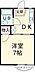 間取り,1K,面積23.14m2,賃料5.0万円,東急田園都市線 溝の口駅 徒歩10分,JR南武線 津田山駅 徒歩11分,神奈川県川崎市高津区下作延4丁目