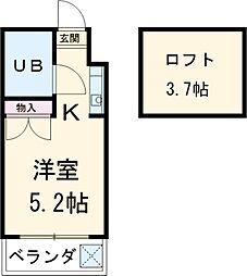 西立川駅 4.2万円