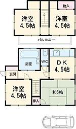 西武立川駅 7.5万円