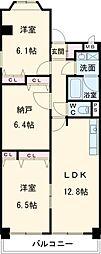 緑が丘駅 22.2万円
