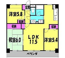 新狭山駅 8.6万円