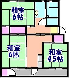 馬込沢駅 4.5万円