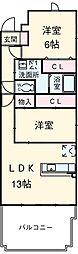益生駅 6.9万円