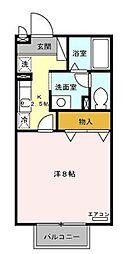 南四日市駅 4.9万円