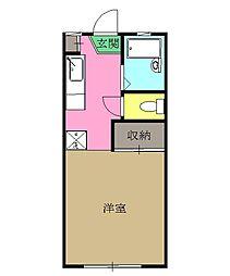 北野駅 3.8万円