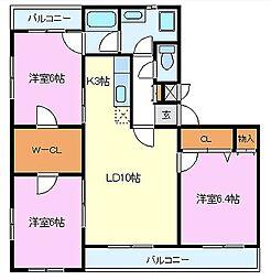 長泉なめり駅 7.7万円