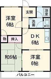 六名駅 3.9万円