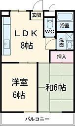 拝島駅 6.0万円