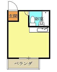 貝津駅 2.2万円