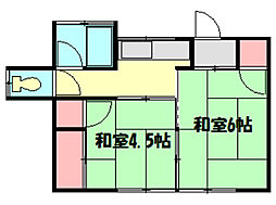 井細田駅 4.0万円