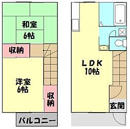大雄山駅 4.9万円