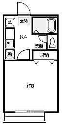 はなみずき通駅 3.5万円