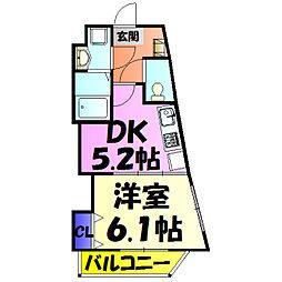 幕張駅 6.7万円