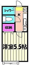 篠崎駅 4.3万円