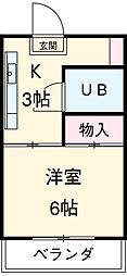 一社駅 2.8万円