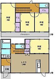 一社駅 20.0万円