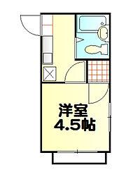 羽生駅 2.5万円