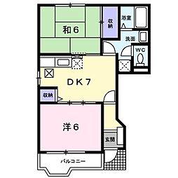 原谷駅 4.0万円