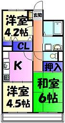 稲毛駅 8.4万円