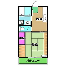 穴川駅 3.3万円