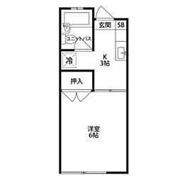 相模大塚駅 2.0万円