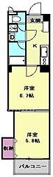 覚王山駅 6.8万円