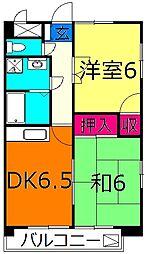 北綾瀬駅 7.4万円