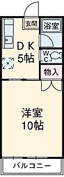 福地駅 3.4万円