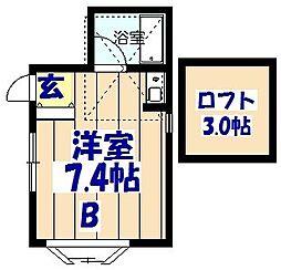 北習志野駅 2.3万円