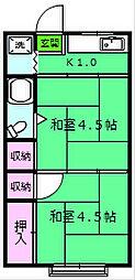 武蔵小山駅 6.6万円