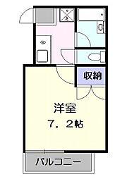 尼ヶ坂駅 3.7万円