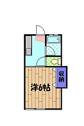 東海大学前駅 3.4万円